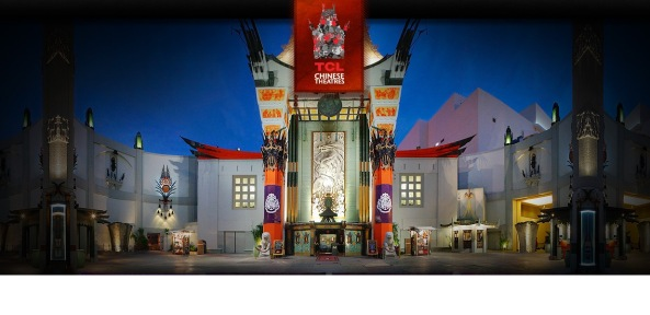 Front of TCL Chinese Theatres
