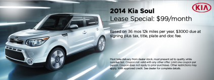 2014 Kia Soul Special - Call Glassman Kia