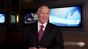 Viewpoints Industry TV Host Terry Bradshaw