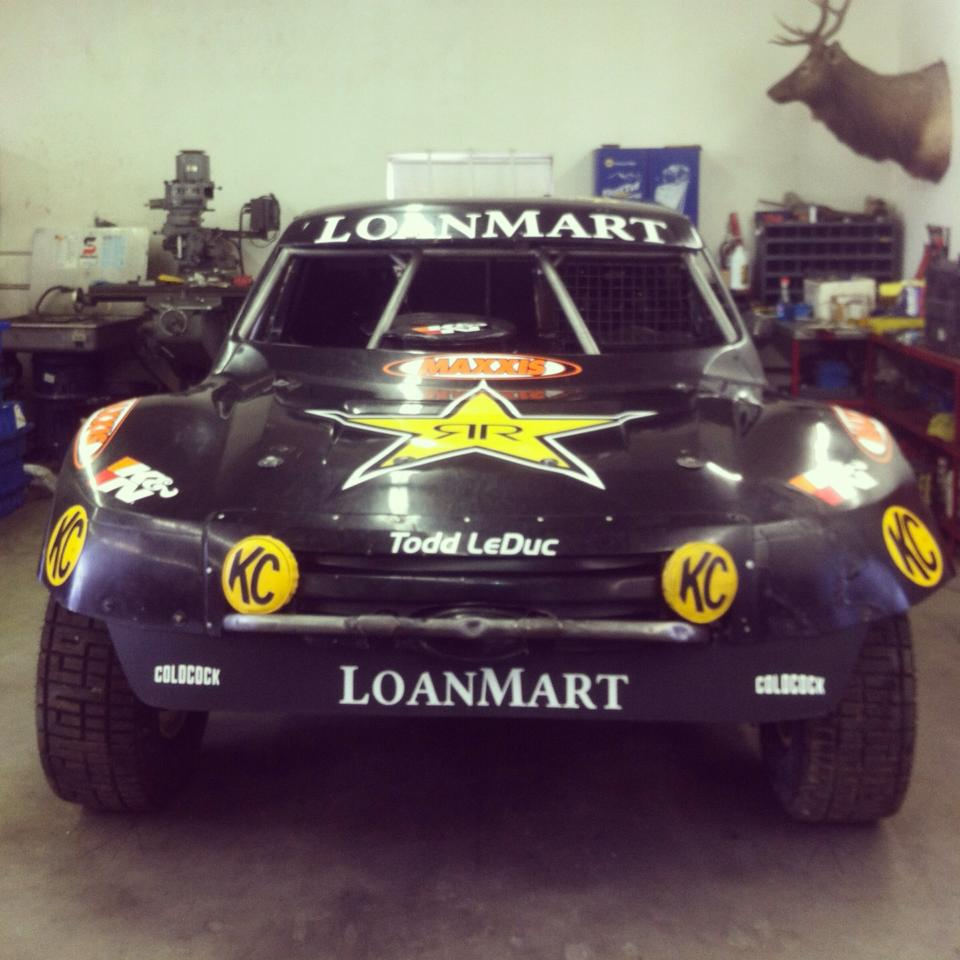 LoanMart Racing Heads To The Slopes With Todd LeDuc During
