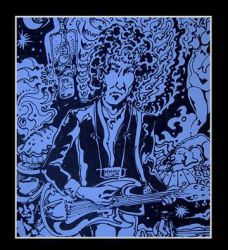 Jeff Slate's Dylan Obscura by Rick Hunt