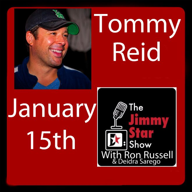 Tommy Reid on The Jimmy Star Show