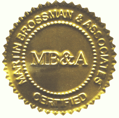 Martin Brossman and Associates Seal