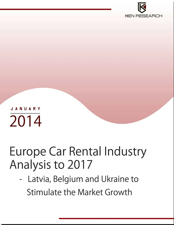 Europe Car Rental Cover Page