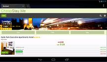 CheapStay.Me App