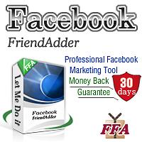 facebook friendadder pro 40 % discount