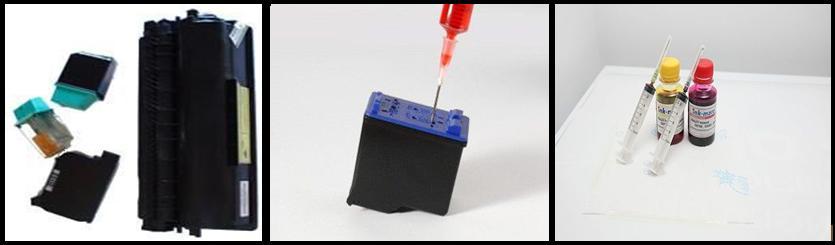 refilling cartridges