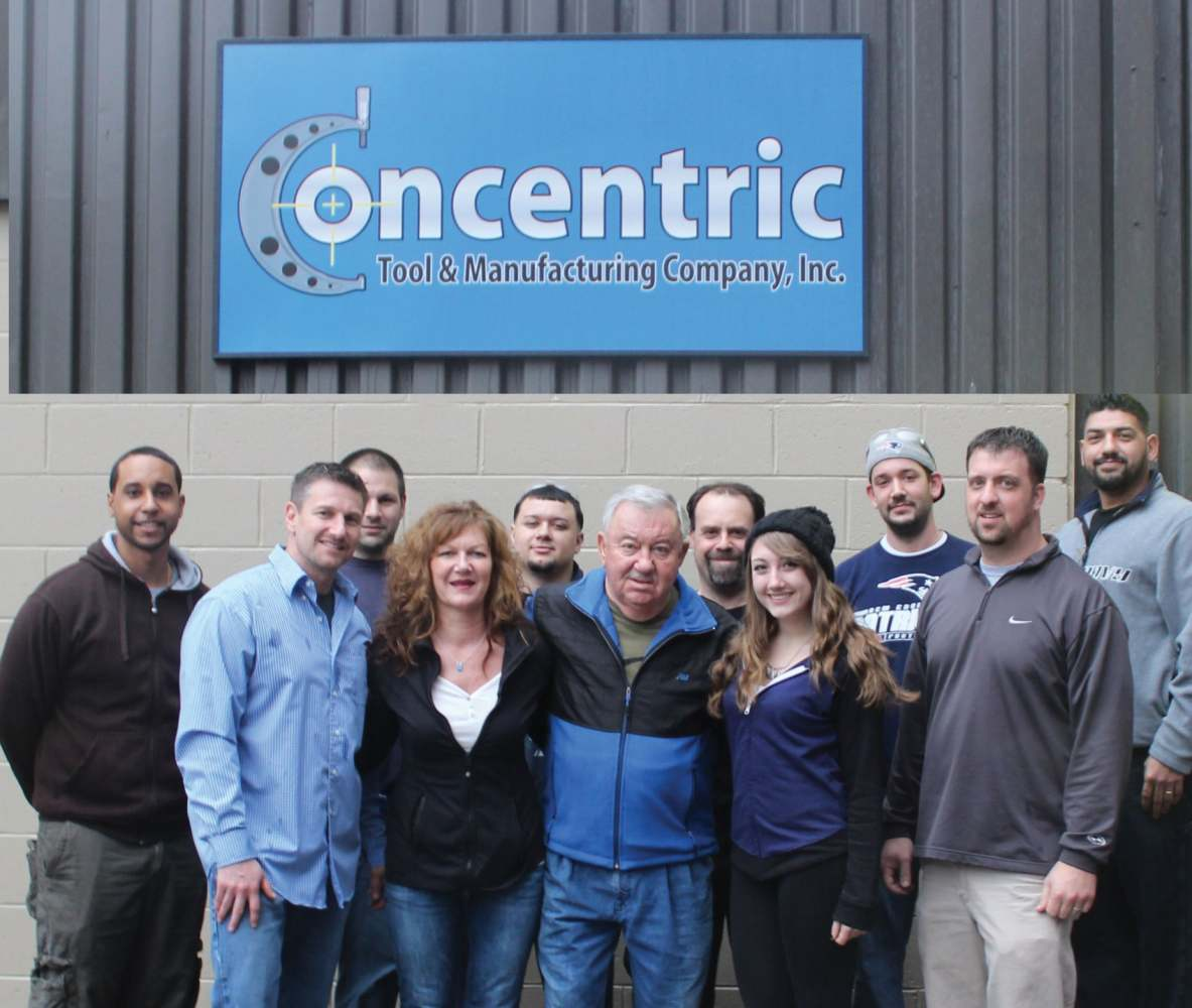 Concentric Tools & Manufacturing Co., Small Business of the Year 2014