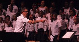 Dr. John Alston and Chester Children's Chorus @ Swarthmore College