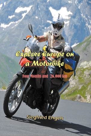 Explore Europe on a Motorbike