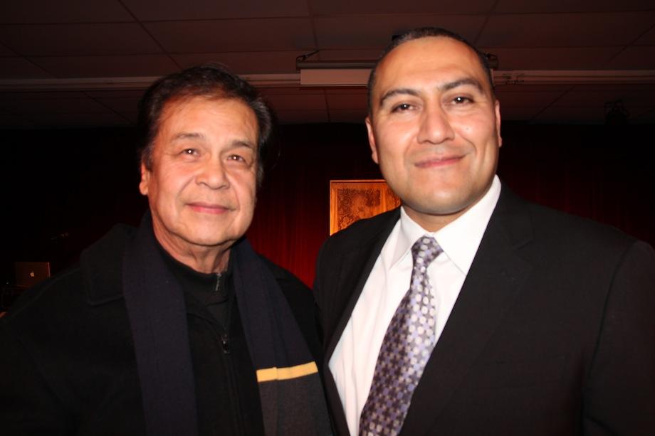 California Governor Candidate and Carson Mayor Pro Tem Elito M. Santarina