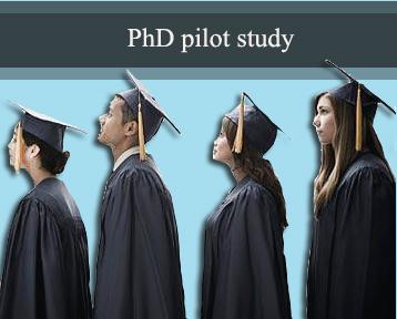 PhD pilot study