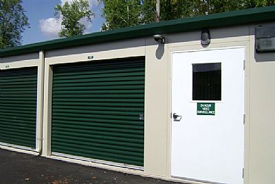 garner drive up self storage