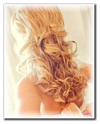 Perfect Curls Blowout and Half-UpDo by Kenneth Collopy