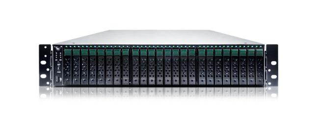 Cepoint Rugged RS-1700, 2U  rackmount SSD NAS Server