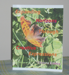 Expanding Horizons Through Creative Expressions front cover