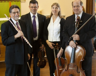 Olmsted Ensemble to Perform in New England and Southeast