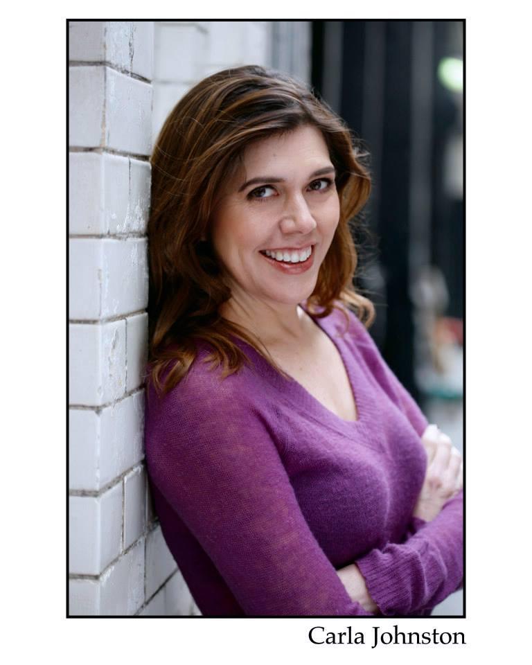 Carla Johnston - Actor - Comic - Writer