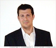 James Koutoulas Co-Founder Commodity Customer Coalition