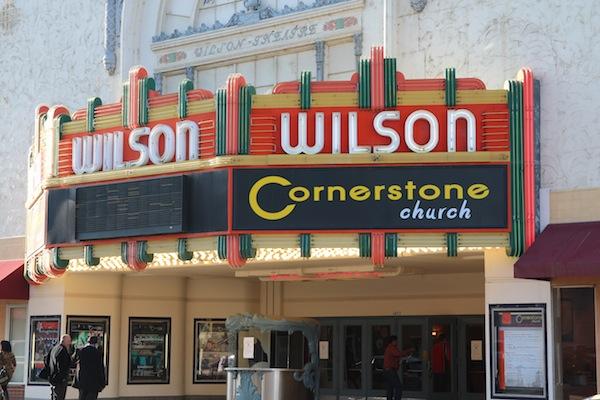 The Historic Fox Wilson Theater