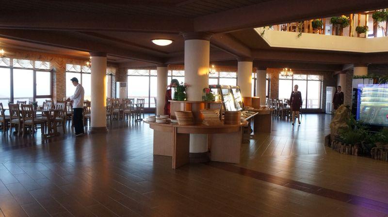 Restaurant at Resort Peak