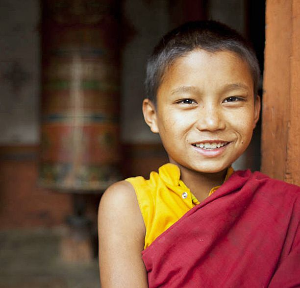 You'll meet the most interesting people in Bhutan