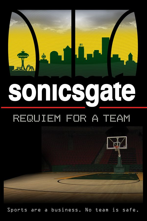 """Sonicsgate"" Movie Poster"