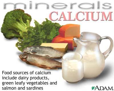Calcium Helps Sleep
