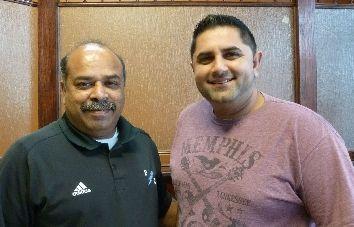 Jatin Patel with Rahul Joshi