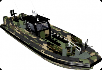Riverine Assault Vessel Variant 12.5 M