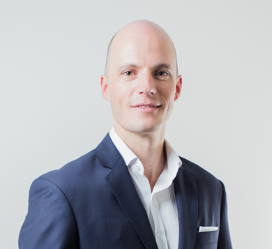 Christian Mischler, Co-Founder & COO of Bangkok-based HotelQuickly