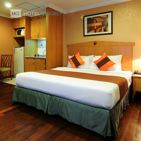 ..to recover and energize. HotelQuickly is the preferred option.