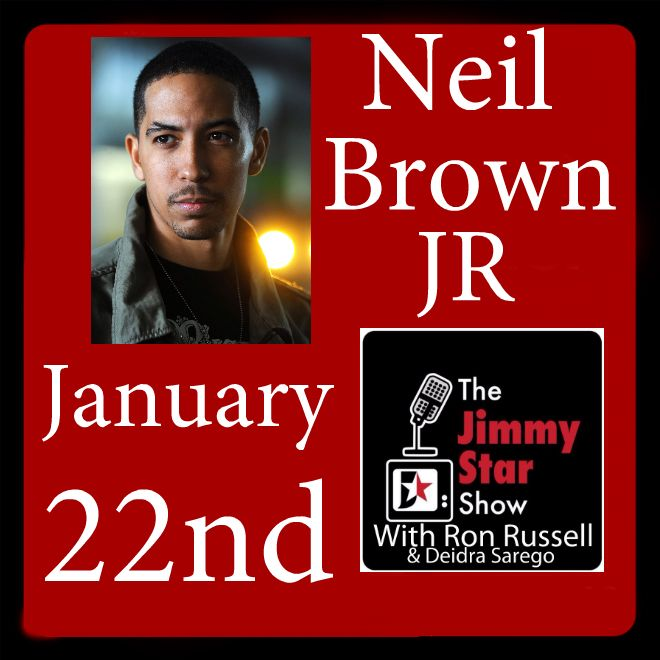 Neil Brown Jr on The Jimmy Star Show
