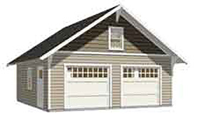 craftsman style garage plans now available at behm design behm design prlog