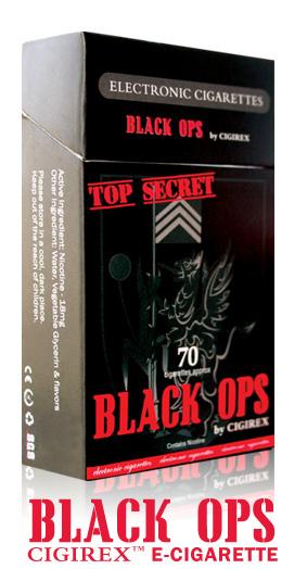 "Cigirex ""Black Ops"""