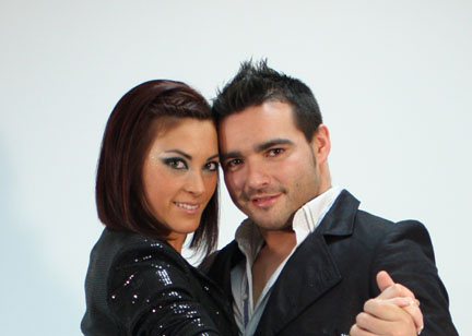 World-class Bachata dance partners Jose Luis Chaves and Silvia Leon Rubio