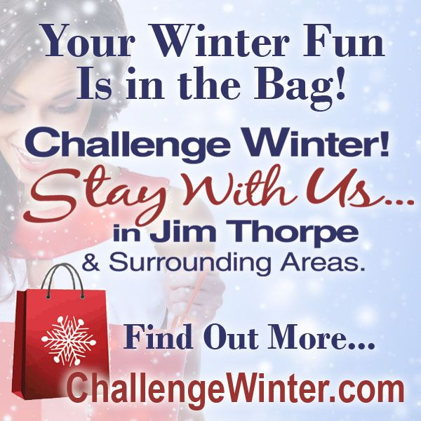 Your Winter Fun Is in the Bag-Challenge Winter