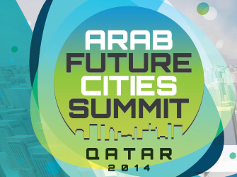 ARAB FUTURE CITIES SUMMIT I DOHA I 7-8 APRIL 2014