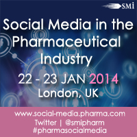 Social Media Pharmaceuticals | 22-23 JAN 2014, London UK