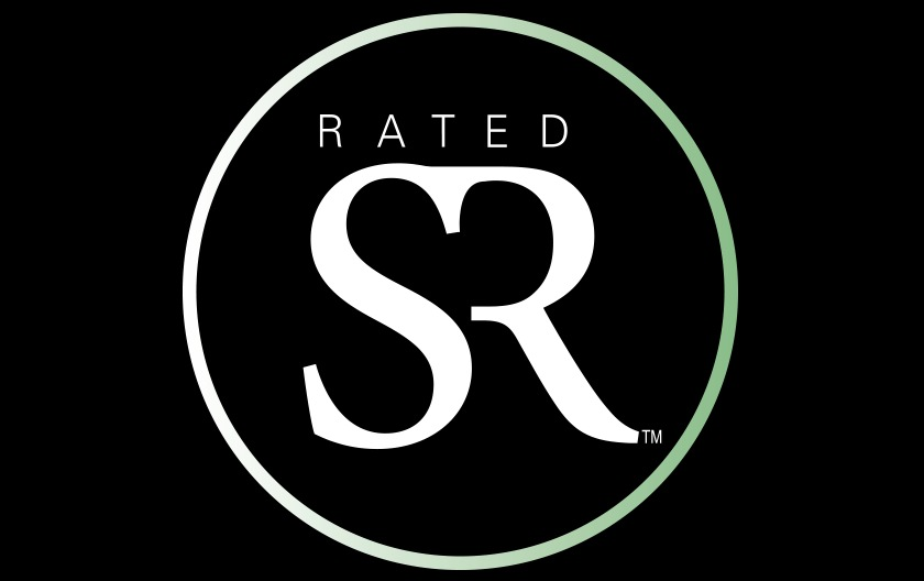 RatedSRLogoonblack