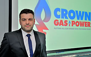 Terry Day, general manager, Crown Gas and Power