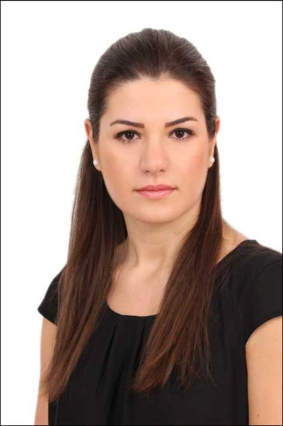 Elham Alizadeh of ESET Middle East