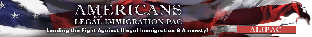 Americans for Legal Immigration PAC (ALIPAC) Logo
