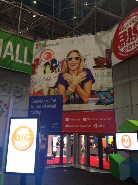 Retail's Big show 2014