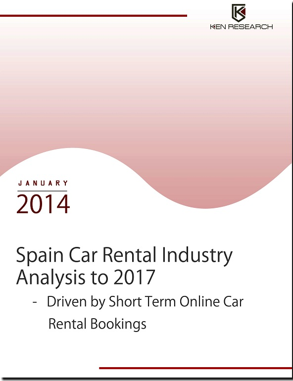 Spain Car Rental Cover Page