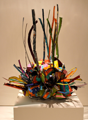 "John Chamberlain, ""Mezzomangle 20"""