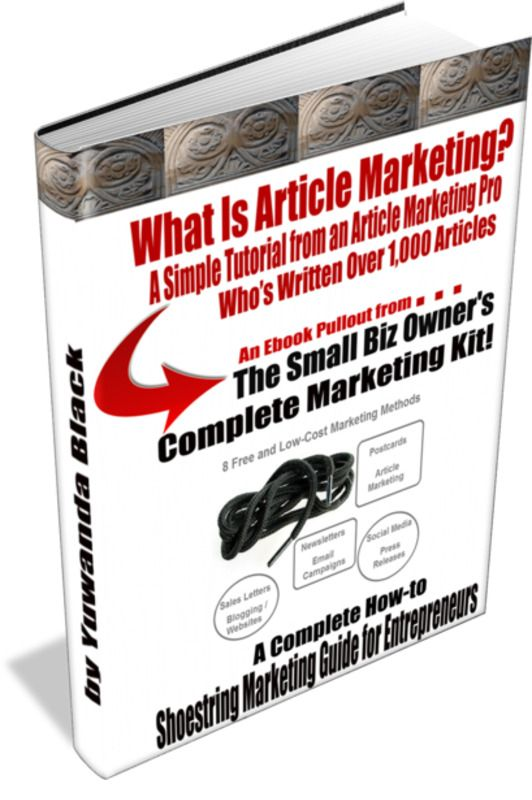 You can make money online writing and distributing free articles.