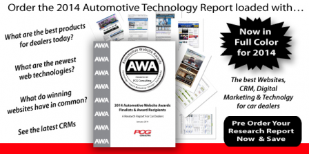 Dealers will love the 2014 AWA Buyer's Guide's new format!