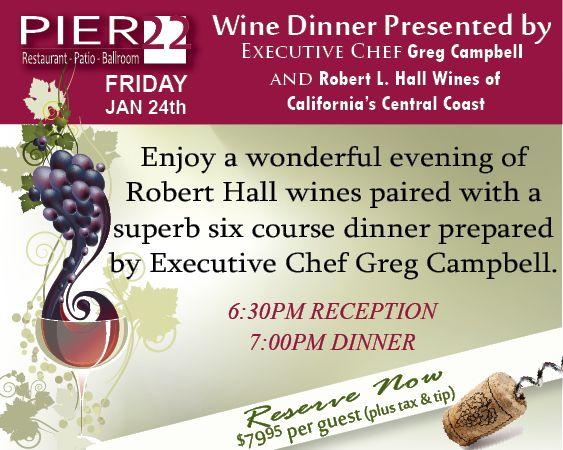 Event site pic Wine Dinner 2014