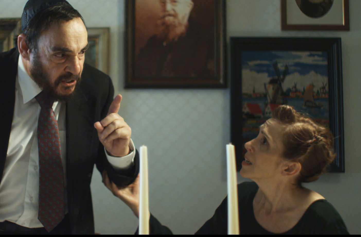 Return to the Hiding Place stars Emmy-nominated John Rhys-Davies & Mimi Sagadin